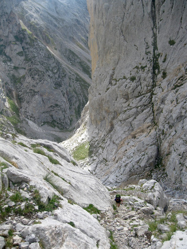 4 day circular walk in the Picos de Europa, Spain